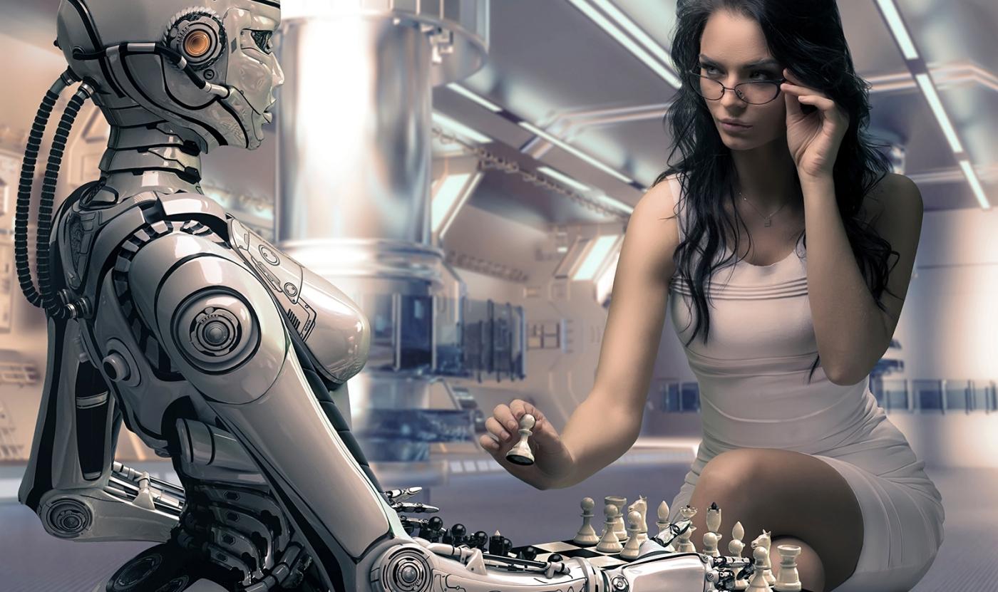 Inteligencia artificial -Autor desconocido